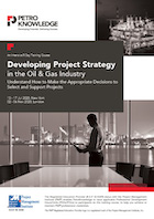 Developing Project Strategy in the Oil & Gas Industry