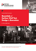 Essentials of Surface Well Test Design & Execution