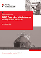 FLNG Operation & Maintenance (Floating Liquefied Natural Gas)