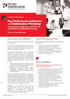 Key Performance Indicators and Optimisation Workshop