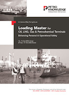 Loading Master for Oil, LNG, Gas & Petrochemical Terminals