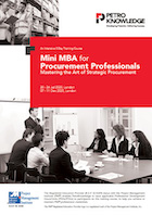 Mini MBA for Procurement Professionals