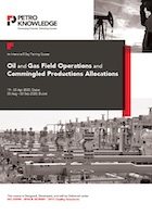 Oil and Gas Field Operations and Commingled Productions Allocations