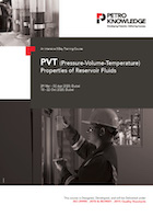 PVT (Pressure-Volume-Temperature) Properties of Reservoir Fluids