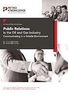 Public Relations in the  Oil & Gas Industry