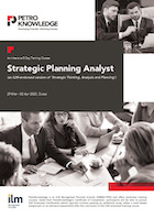 Strategic Planning Analyst