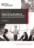 Supervisory Excellence in the Oil, Gas & Petrochemicals Industry