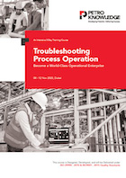 Troubleshooting Process Operation