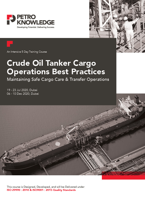 Crude Oil Tanker Cargo Operations Best Practices