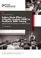 Failure Mode Effect and Criticality Analysis (FMECA) Facilitator Skills Training