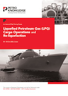 Liquefied Petroleum Gas (LPG) Cargo Operations and Re-liquefaction