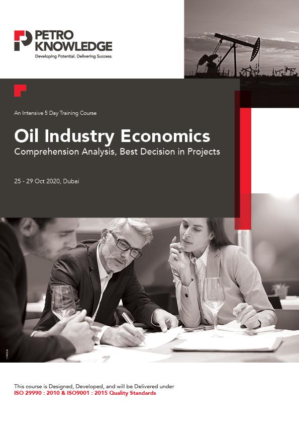 Oil Industry Economics