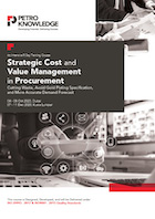Strategic Cost and Value Management in  Procurement