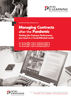 Managing Contracts after the Pandemic