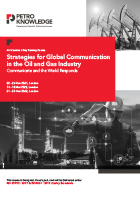 Strategies for Global Communication in the Oil and Gas Industry