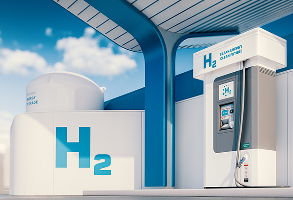 Developing Clean Energy and Hydrogen Economy from Sustainable Ammonia Production