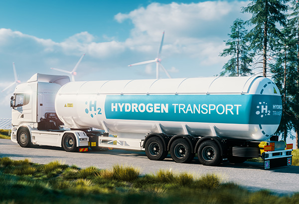 Hydrogen : Production, Delivery, Storage and Use